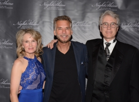 2017 NightShine Gala Kenny Loggins meet n' greet