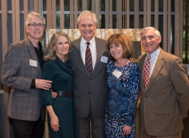 Celebration of the Completion of the Child & Adolescent Psychiatry Endowment